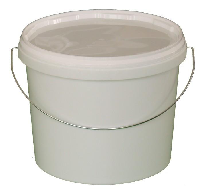 Kunststoff Honigeimer 12,5kg Inhalt unbedruckt
